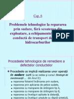 Cap 6 Probl Tehn La Reparare Cond Sub Presiune