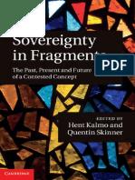 SKINNER The Sovereign State