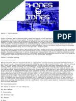 Phones & Tones Second Edition