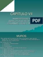 Capítulo VII-Mamposterías y Estr. HºAº1