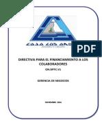 Directiva Para El Financiamiento a Los Colaboradores.v2