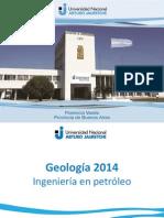 Geologia2014UNAJ Clase4 Libre