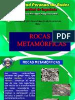 Geologia Septima Seción Rocas Metamorficas