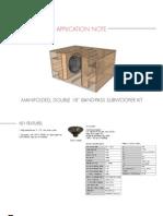 18sound_double 18 Kit