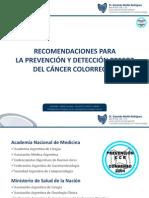 Prevencion Cancercolon Rectal