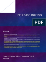 Dell Case Analysis