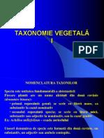 69029476 Taxonomie Vegetala i