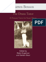 The Drum Tutor