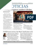 Noticias Newsletter March 2009