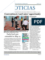 Noticias Newsletter May 2009