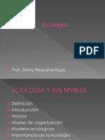 Ecologia y Sus Niveles_clase 1
