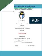 Trabajo Formas Prescripción Obligación Tributaria