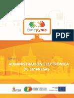Administración Electrónica Para Empresas