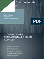 Diseño y Distribución de Almacenes (1)