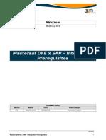 Mastersaf SAP Conector Integration_EN