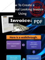 How to Create a Professional Looking Invoice Using INVOICEABLE