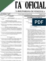 Ley Orgánica de Prevención, Condiciones y Medio Ambiente de Trabajo