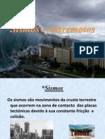 Sismos e Maremotos