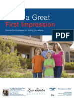 Making a Great First Impression Book | Las Vegas Home Dream Team