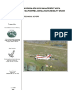 Helicpopter Drilling Technical Report 2003