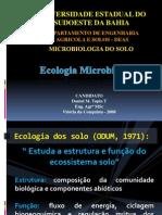 Aula Concurso Ecologia Microbiana Nos Solos