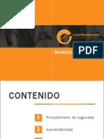 Manual Andamios Certificados