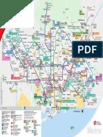 Barcelona - Guia de Metro