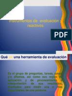 Evaluacion y Examenes