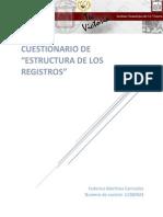 Estructura de Registros-Questionario