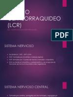 LIQUIDO CEFALORRAQUIDEO (LCR)