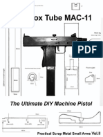 DIY Vol 2 - The Box Tube MAC-11 by Professor Parabellum [Prt 21 Pages Copy on Bond Paper 15 to 20]