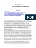 Análisis de Créditos a Pequeñas y Medianas Empresas (Pymes)