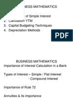Caii b Financial Management 1