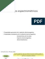 Métodos espectrométricos