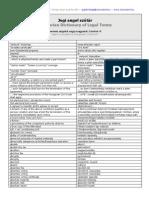 English-hungarian legal dictionary