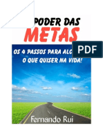 eBook - O Poder Das Metas