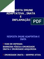 Microbiologia - Imunidade