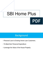 SBI Home Plus