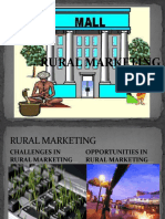 Challenges in Rural Marketing