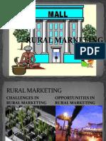 Challenges in Rural Marketing