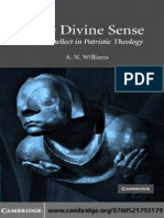 Intelect in Patristic Theology