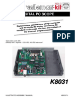 Illustrated Assembly Manual k8031