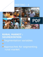 Rural Marketing - 4