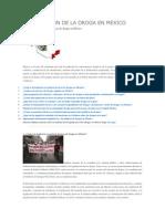 Legalizacion de La Droga en Mexico