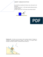 Exercícios Das Apostilas - 5, 6, 7, 8