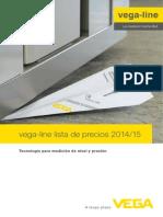 Vega Line PriceList ES