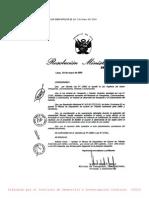 Manual de Senales Del Mtc