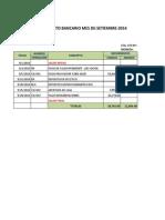 Estado de Cuenta Corriente El Buen VENDEDOR SAC