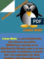 Linux Mint Thalia