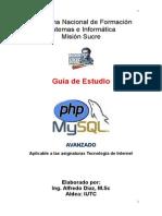 Guia de Estudio PHP Avanzado